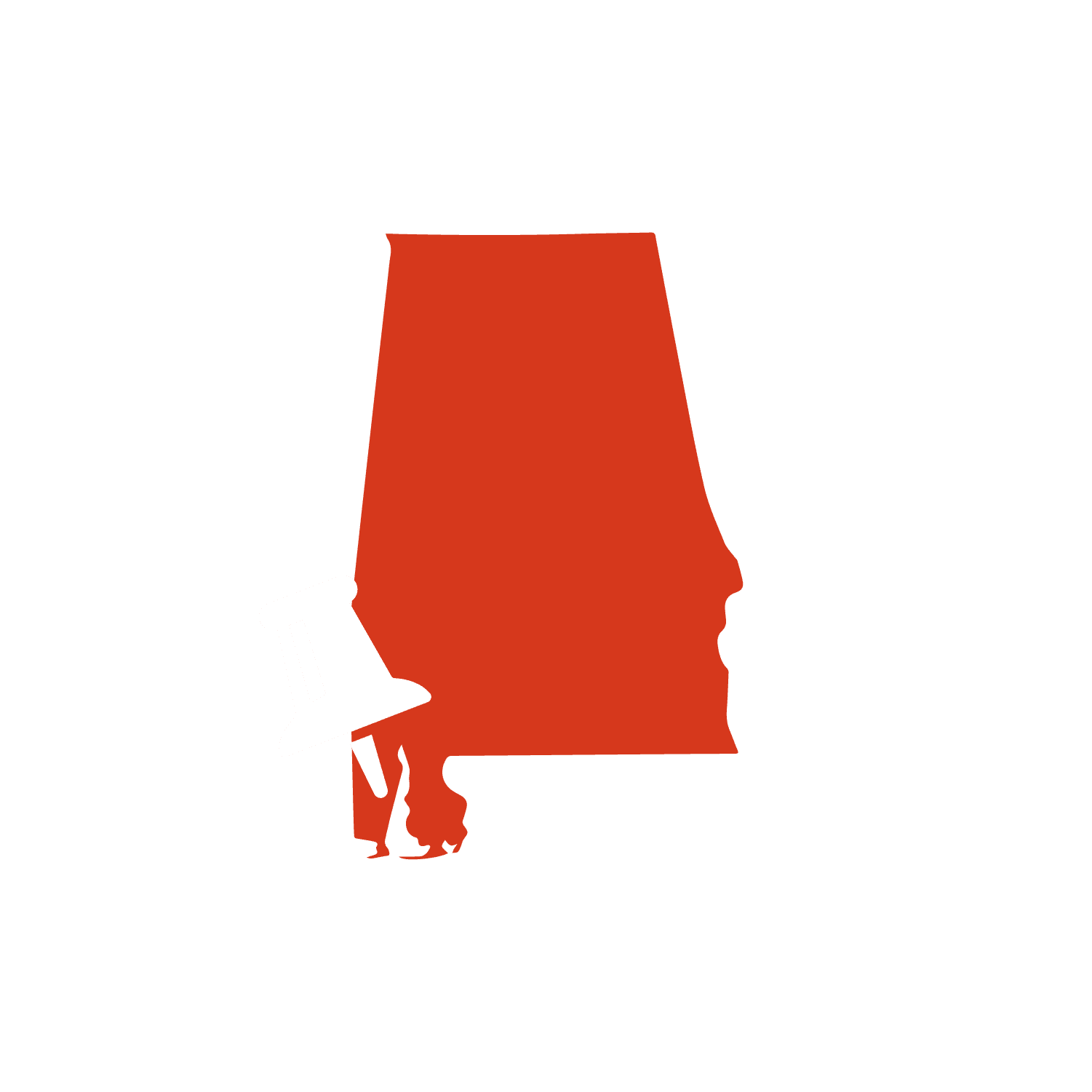 Cypress Employment Services Locations Mobile Alabama State With Pin on Location